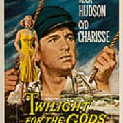 Twilight Of The Gods 1958 Art Print