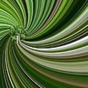 Twirl Hypnosis Art Print