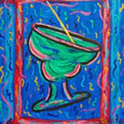 Twisted Margarita Art Print