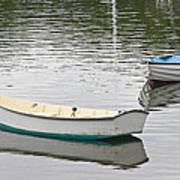Two Boats 2 Art Print