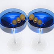 Two Drink Minimum Art Print