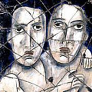 Two Souls - Study No. 1 Art Print