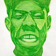 Tyler The Creator Art Print by Michael Ringwalt