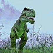 Tyrannosaurus Rex  T- Rex Art Print