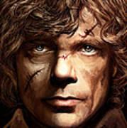 Tyrion Lannister - Peter Dinklage Game Of Thrones Artwork 2 Art Print