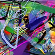 Tzaddik 6e Art Print