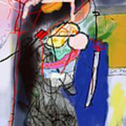 Tzadik 6d Art Print