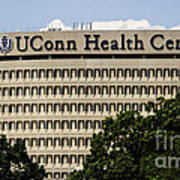 University Of Connecticut Uconn Health Center Art Print