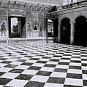 Udaipur Royalty Art Print