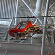 Udvar-hazy Center - Smithsonian National Air And Space Museum Annex - 1212101 Art Print