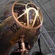 Udvar-hazy Center - Smithsonian National Air And Space Museum Annex - 121288 Art Print
