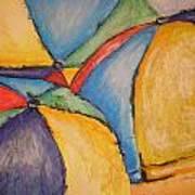 Umbrella I Art Print