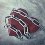 Unchain My Heart Art Print