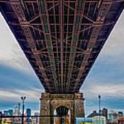 Under 59th Street Bridge Art Print