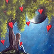 Under The Tree Of New Beginnings By Shawna Erback Art Print