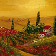 Under The Tuscan Sun Art Print by Darice Machel McGuire