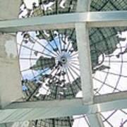Under The Unisphere Art Print