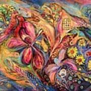 Under The Wind Art Print