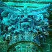 Underwater Beautiful Creation Art Print