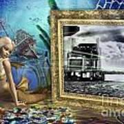 Underwater Heaven Art Print