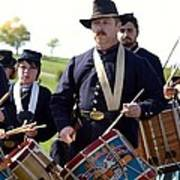 Union Drum Corps Perryville Ky Art Print