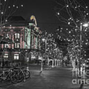Union Station In The Winter Art Print