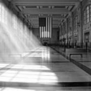 Union Station - Kansas City Art Print