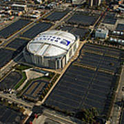 United Center Chicago Sports 10 Print by Thomas Woolworth