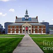 University Of Cincinnati Tangeman University Center  Art Print