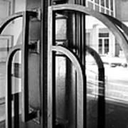 University Of Minnesota Deco Art Print