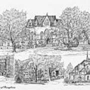 University Of Pennsylvania Art Print