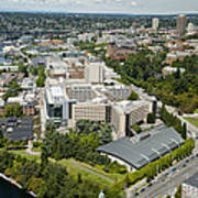 University Of Washington Medical Art Print
