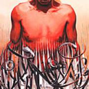 Unraveled Art Print by Denny Bond