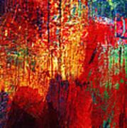 Untamed Colors  Art Print by Prakash Ghai
