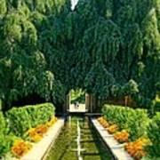 Untermyer Gardens And Park Art Print