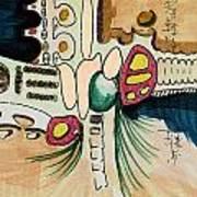 Untitled 940410 Art Print