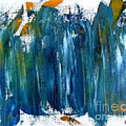Untitled Abstract #3 Art Print