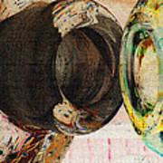 Untitled Abstract No.3 Art Print