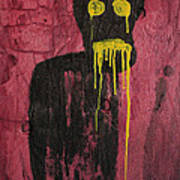 Untitled Demon Art Print
