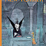 New Yorker October 31st, 2011 Art Print