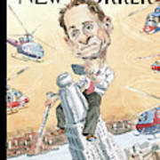 New Yorker August 5th, 2013 Art Print