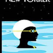 New Yorker August 4th, 2008 Art Print