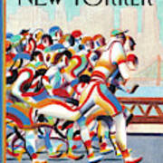 New Yorker November 8th, 2010 Art Print