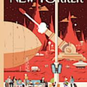 New Yorker April 22nd, 2013 Art Print