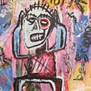 Untitled Noise Art Print