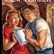 New Yorker June 18th, 2012 Art Print