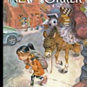 New Yorker September 13th, 2010 Art Print