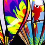 Up And Away V2 Art Print