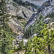 Upper Bear River Valley Art Print
