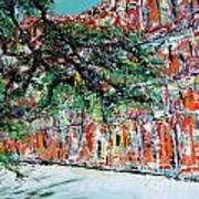 Upper Pontalba Building Art Print